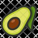 Food Avocado Fruit Icon