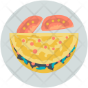 Food Mexican Dish Icon
