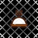 Food Cloch Dish Icon