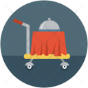 Food Serving Hotel Icon