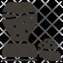 Food Dog Store Icon