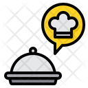 Food Delivery Tray Icon