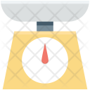 Food Scale Kitchen Icon