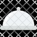 Food Platter Serving Icon