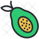 Food Fruit Guava Icon