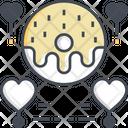Donut Sweet Dessert Icon