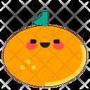 Food Citrus Fruit Icon