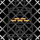 Food Processor Tool Icon