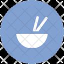 Food Chopsticks Kitchen Icon