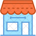 Food Stand Market Icon