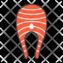 Food Salmon Fish Icon