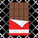 Food Chocolate Bar Icon