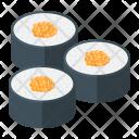 Food Sushi Japanese Icon