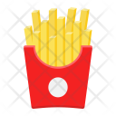 Food French Fries Icon