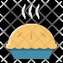 Food Hot Pie Icon