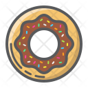 Food Donut Sweet Icon