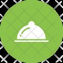 Food Tray Service Icon