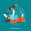 Food Microscope Juice Icon