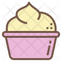 Baby Food Paste Icon