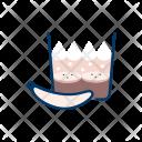 Food Coffee Banana Icon