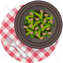 Vegetable Lunch Cooking Icon
