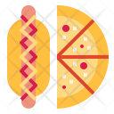 Food Fast Junk Icon
