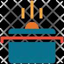 Food Hot Pot Icon