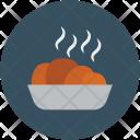 Food Hot Bowl Icon