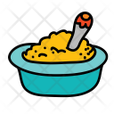 Food Bowl Baby Icon
