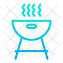Cooking Grill Celebration Icon