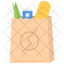 Food Pocket Purchase Icon