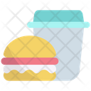 Food And Beverage Icon