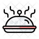 Food And Restaurant Dinner Catering Icon