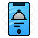 App Mobile Food Icon
