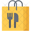 Food bag Icon