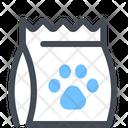 Food Bag Pet Food Icon