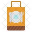 Bag Food Take Icon