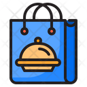 Food Delivery Package Icon