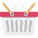 Food Basket Food Bucket Hamper Icon