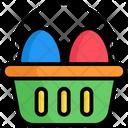 Food Basket Icon