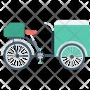 Food Bike Mini Icon