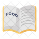 Food Book Food Content Food Chapter Icon