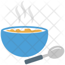Food Bowl Hot Icon