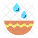 Iwater Food Bowl Clean Food Icon