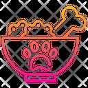 Food Bowl Icon