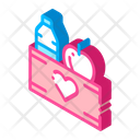 Community Donate Charity Icon