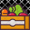 Food Box Icon