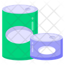 Food Cans Food Tins Tins Icon