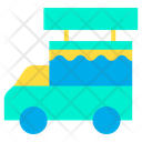 Food Truck Food Vehicle Vehicle Icon