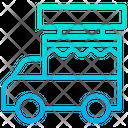 Food Truck Food Vehicle Vehicle Icon